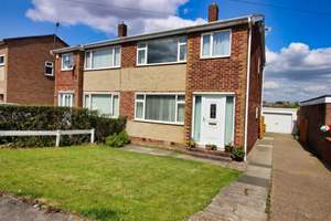 Windsor rise, Aston, Sheffield, S26