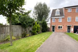 Alpina Way, Swallownest, Sheffield, S26