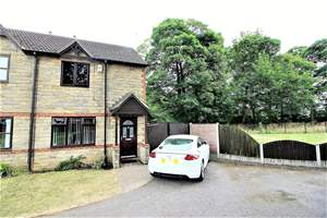 Oldcotes Close, Throapham, Sheffield, S25