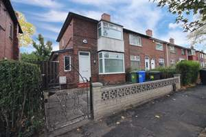 Larch Hill, Handsworth, Sheffield, S9