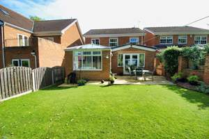 Rectory Gardens, Todwick, Sheffield, S26