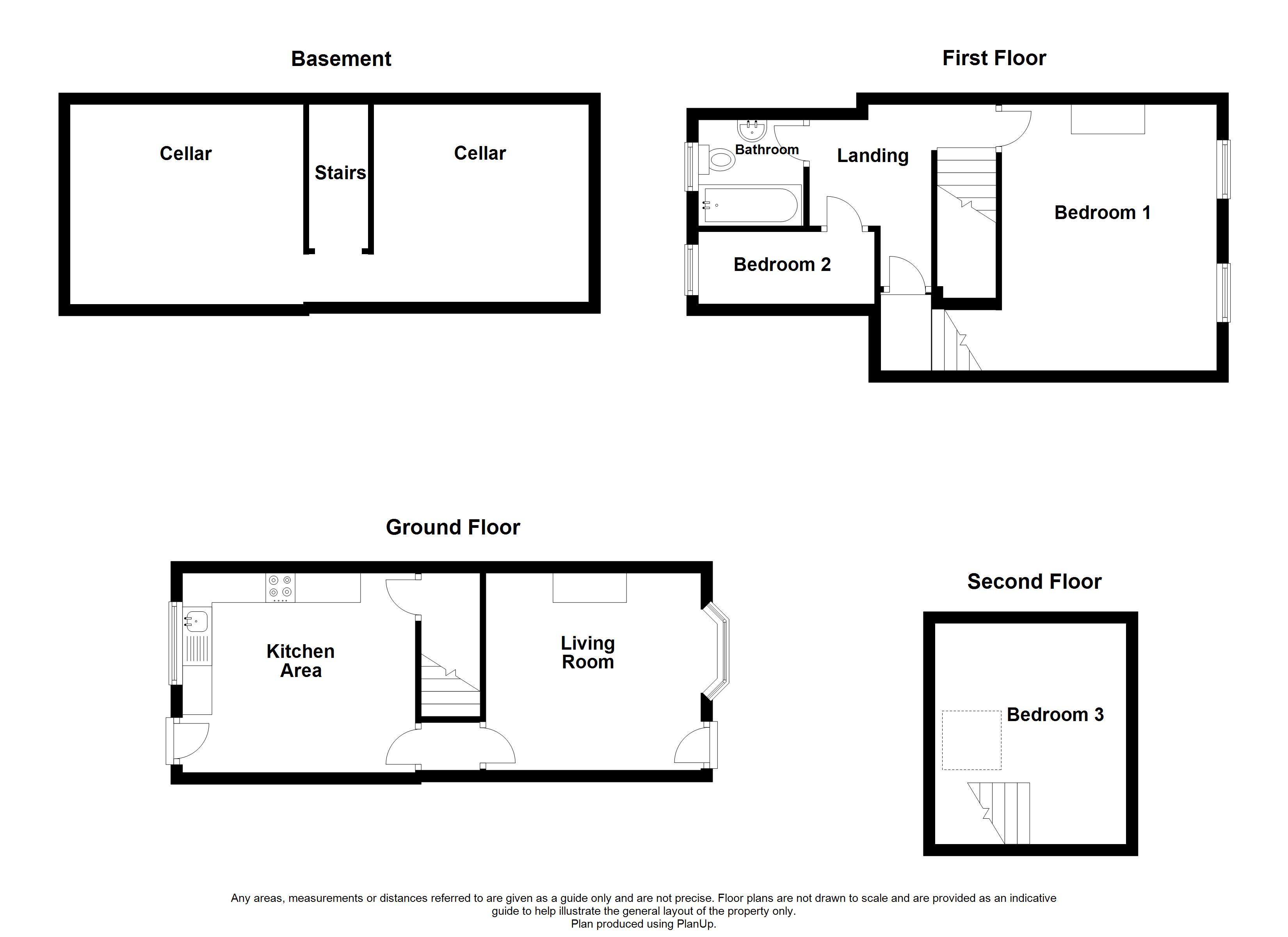 Floorplan for