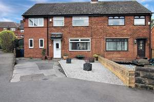 Quarry Vale Road, Gleadless, Sheffield, S12
