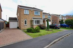 Collingbourne Avenue, Sothall, Sheffield, S20