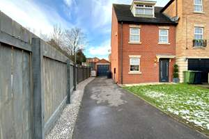 Blue Mans Way, Catcliffe, Rotherham, S60